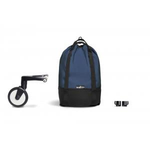 Babyzen - BU545 - Poussette YOYO2 ultra-compacte avion et YOYO+ bag bleu Air France noir 0+ (422274)