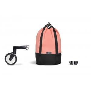 Babyzen - BU546 - Poussette YOYO² 6+ YOYO bag Ginger - cadre noir (422276)