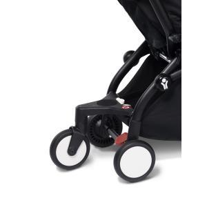 Babyzen - BU550 - Poussette maniable et légère YOYO2 et YOYO+ bag rouge noir 0+ (422284)