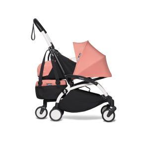 Babyzen - BU555 - Poussette YOYO2 Babyzen transportable en avion et Yoyo+ shopping bag ginger blanc 0+ 6+ (422294)