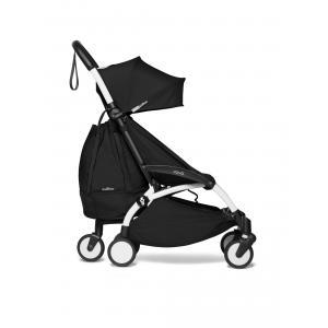 Babyzen - BU557 - Poussette YOYO2 pliable avec Yoyo+ shopping bag noir blanc 0+ 6+ (422298)