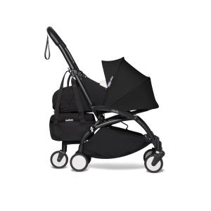 Babyzen - BU566 - Poussette dès la naissance avec YOYO+ sac shopping noir 0+ 6+ (422316)