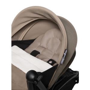 Babyzen - BU263 - YOYO2 poussette taupe bébé face à vous cadre blanc 0+ (422394)