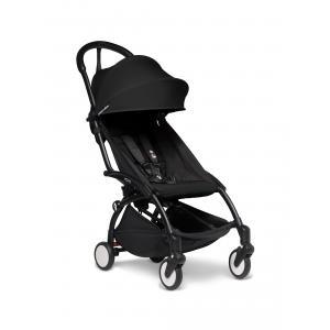 Babyzen - BU269 - Poussette YOYO² cadre noir 6+ pack couleur noir (422406)