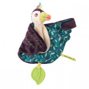 Moulin Roty - 668018 - Doudou toucan Pakou Dans la Jungle (422600)