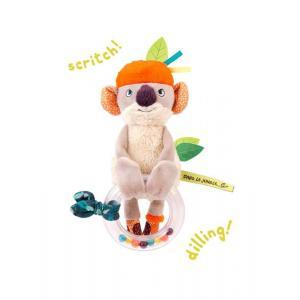 Moulin Roty - 668007 - Hochet anneau billes koala Koco Dans la jungle (422612)