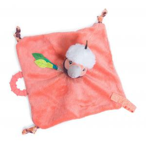Moulin Roty - 668016 - Doudou oiseau Paloma Dans la Jungle (422718)