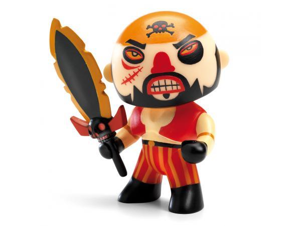 Arty toys - pirates - soscar