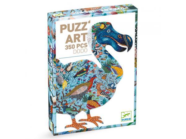 Puzz'art - dodo - 350 pcs