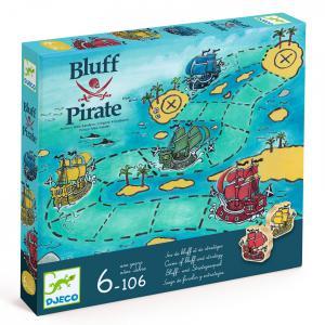 Djeco - DJ08417 - Jeu Bluff Pirate (423178)