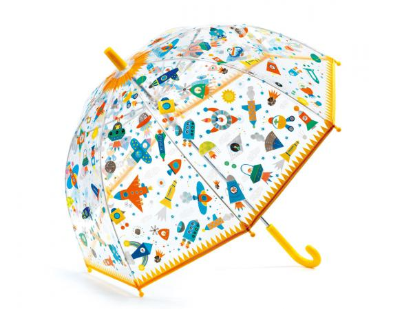 Parapluies espace