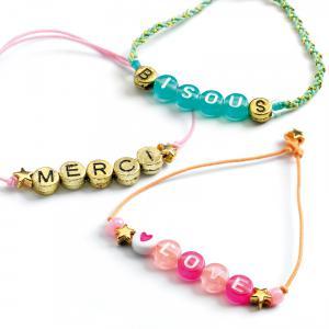 Djeco - DJ09839 - Perles et bijoux - Perles alphabet (423508)