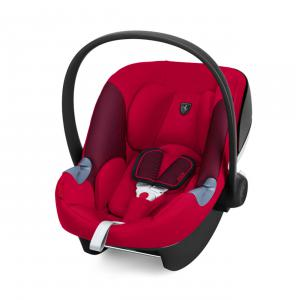 Cybex - 519004303 - ATON M I-SIZE incl. SENSORSAFE Racing Red - red (423576)