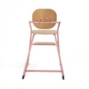 Charlie crane - TIBUTODPINK - Chaise haute TIBU enfant - Structure Rose (423680)