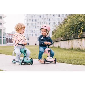 Scoot and Ride - SR-HWK1CW07 - Trottinette 2 en 1 Highwaykick 1 - Rose (423754)