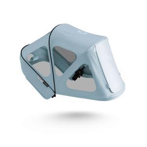 Bugaboo - 180322VB01 - Donkey capote à fenêtres Bleu Vapeur (423874)