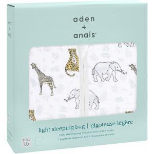 Aden and Anais - ASEC10008 - Gigoteuse légère 6-18 mois jungle (423996)