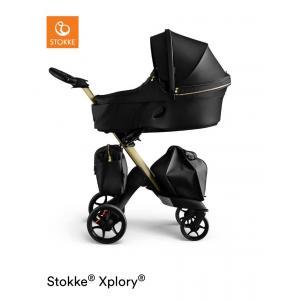 Stokke - BU206 - Poussette bébé Xplory Gold édition limitée (424068)