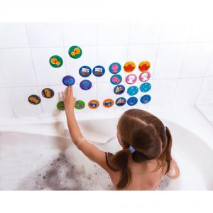 Janod - J04714 - Memo du bain 24 pieces (424220)