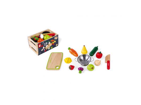 Maxi set - fruits & legumes a decouper