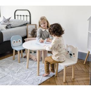 Janod - J09650 - Table et 2 chaises - banquise (424464)