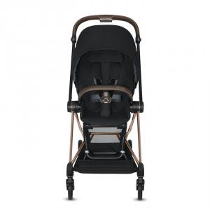 Cybex - BU280 - Poussette manipulation simple Mios Cybex - Rosegold, Plus Midnight Blue (424582)