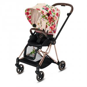 Cybex - BU301 - Poussette Mios Special Editions - Rosegold, Spring Blossom Light (424624)