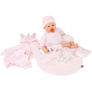 Gotz - 2061050 - Poupée 48 cm Cookie, babyshower, 8-pièces (426190)