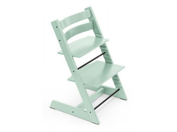 Chaise tripp trapp enfant menthe