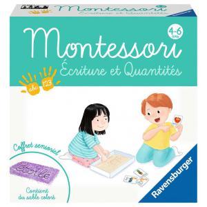 Ravensburger - 20806 - Montessori - Ecriture et quantités (426372)