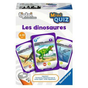 Ravensburger - 00052 - tiptoi® - Mini Quiz - Les dinosaures (426380)