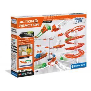 Clementoni - 52492 - Action & Réaction - Effet Chaos (427646)