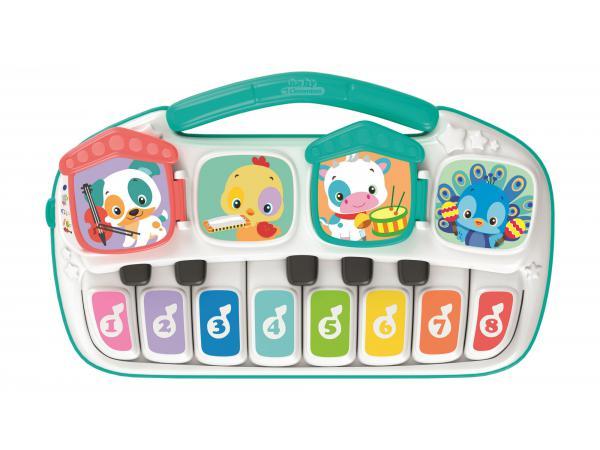 Jouets premier-age mon piano des animaux