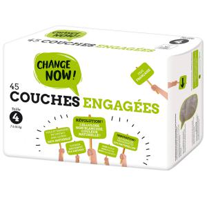 Change Now - CO1120 - 45 Couches engagées T4, 7-14kg (428258)