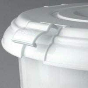 Tots Bots - 07TBSCL101 - Seau pour couches lavables 16 litres : - Grande capacité (428324)