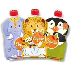 Squiz - 26SLGRC101 - SQUIZ - Gourdes reutilisables SQUIZ - Gourdes reutilisables (428780)