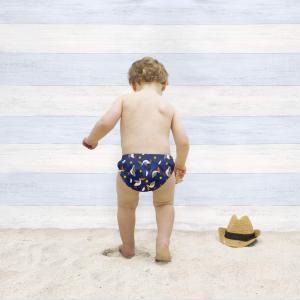 Bambino Mio - SWPMPEL - Couche de Bain Lavable M (6 - 12 mois) (428812)