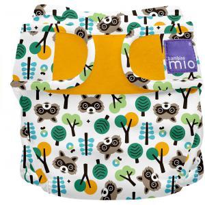 Bambino Mio - MSRAC101 - miosoft culotte de protection, raton laveur, taille 1 (<9kg) (428828)