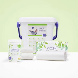 Bambino Mio - LB2101 - Filets de lavage,pack de 2 (428832)