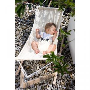 Amazonas - 36HBK101 - Hamac pour bébé avec structure en bois certifié (428942)