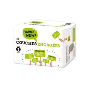 Change Now - CO1117 - 34 Couches engagées T1, 2-5 kg (428984)