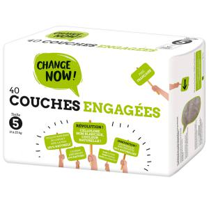 Change Now - CO1122 - 40 Couches engagées T5, 11-25kg (428986)