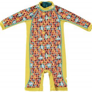 Close - 50131657103 - Shortie Maillot de bain Singe taille 3 jaune moutarde (429034)