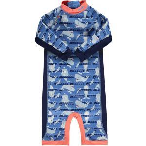 Close - 50131634102 - Combinaison pour enfant Grande baleine UPF50+ (429040)