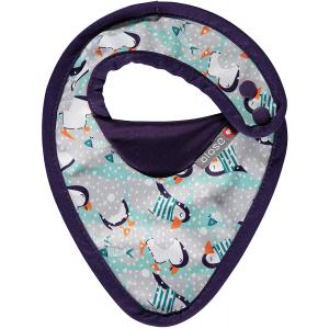 Close - 468666 - Bavoir reversible bebe - Penguin S (429150)