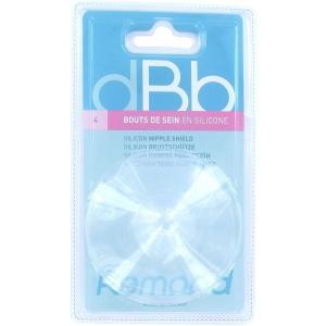 Dbb Remond - 95DBB4BDSS101 - dBb Remond Blister de 4 Bouts de Sein en Silicone (429218)