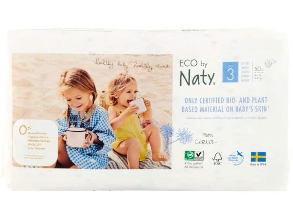 Eco by naty - pack eco 50 couc eco by naty - pack eco 50 couc