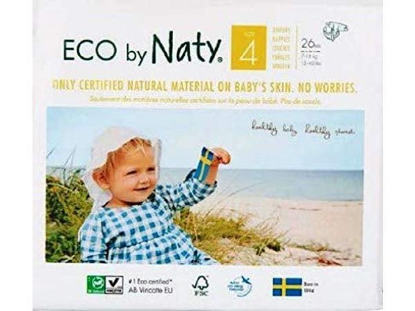 Eco by naty - 26 couches jetab eco by naty - 26 couches jetab