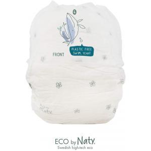 Eco By Naty - 06NCAJT4101 - Culottes d'apprentissage écologiques T4 Maxi/Maxi+ 8-15kg (429382)