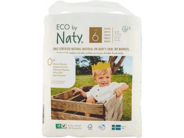 Eco by naty - 17 couches ecolo eco by naty - 17 couches ecolo